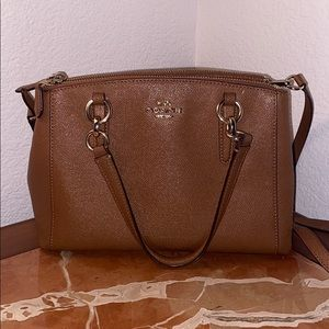 Coach Christie Carryall Crossbody Bag